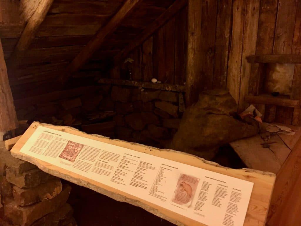 Museum fuer Hexerei und Zauberei Holmavik