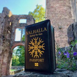 Reisepassetui Valhalla