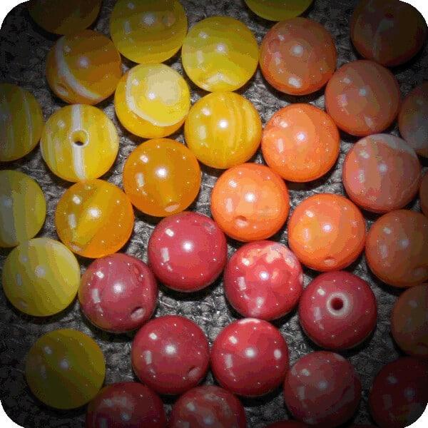 Perlen Mythenarmband Bifröst