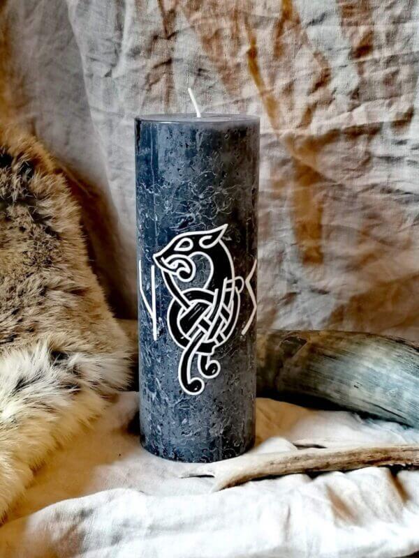 Kerze Viking Sons 2