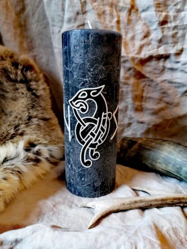Kerze Viking Sons 4
