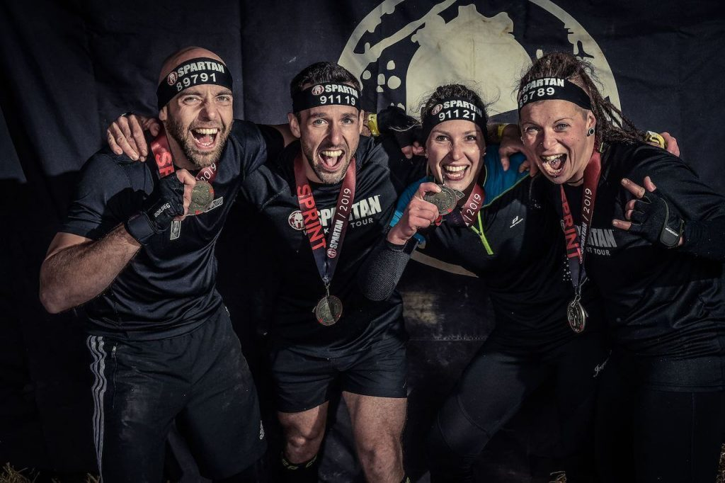Spartan OCR Finisher